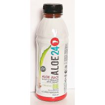 Bio aloes cynamon i miód, aloe 24/7, 500 ml