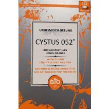 Bio Pastylki z ekstraktem z czystka, CYSTUS 052