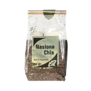 Nasiona Chia, 200 g