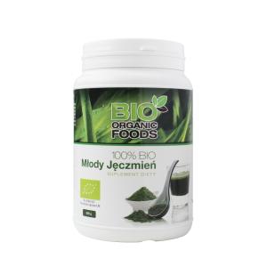 Młody Jęczmień -Sok-100% Bio, 300 g