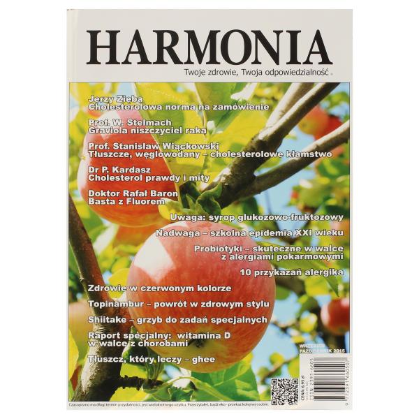 Harmonia Wrzesień - Październik 2015