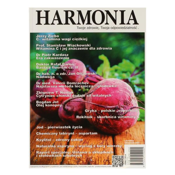 Harmonia Listopad - Grudzień 2015