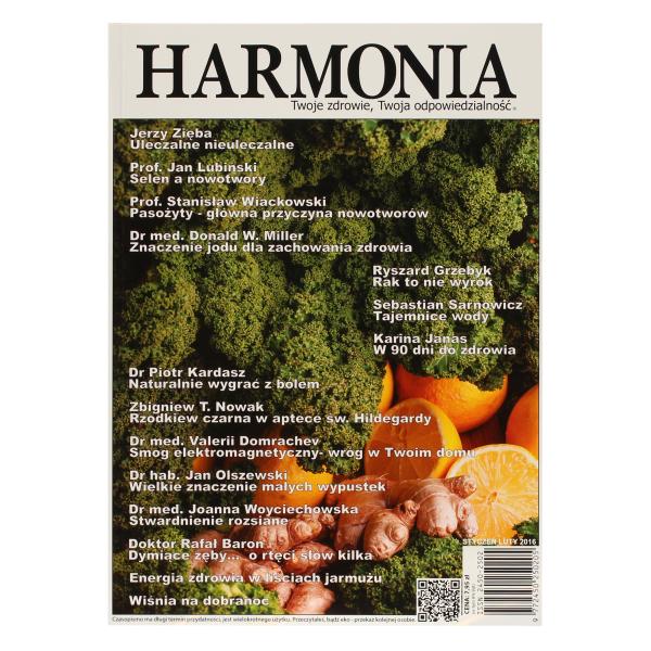 Harmonia Styczeń - Luty 2016