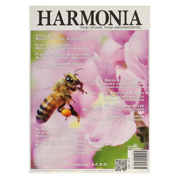 Harmonia Marzec - Kwiecień 2016