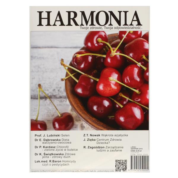 Harmonia Lipiec - Sierpień 2016